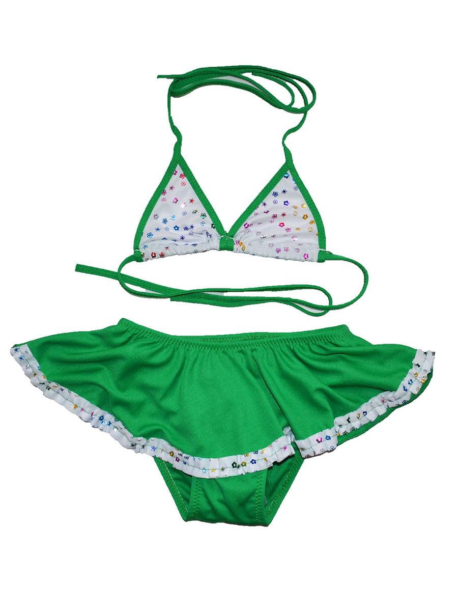 Купальник зелений   5054567