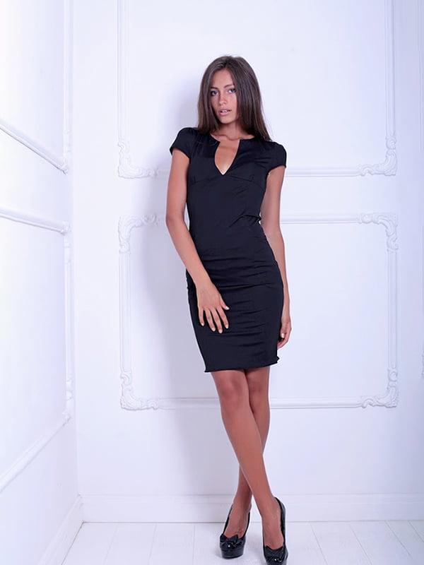 Платье черное | 5036451 | фото 3