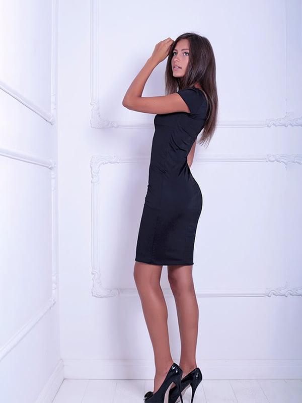 Платье черное | 5036451 | фото 4