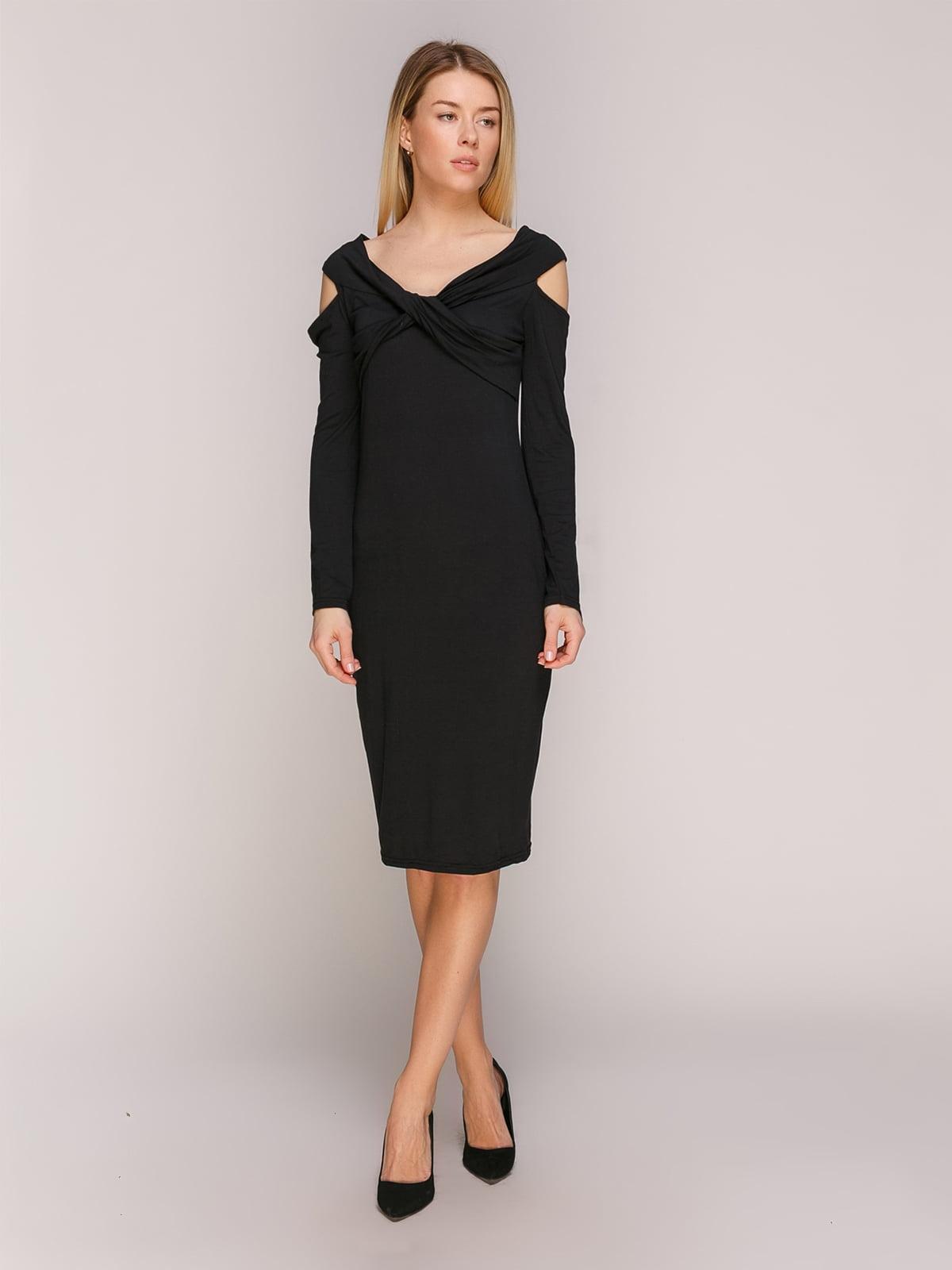 Сукня чорна   4478090