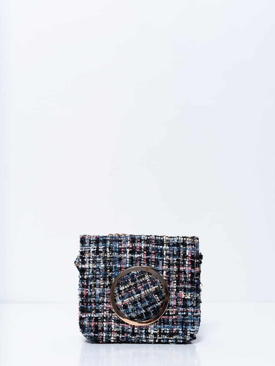 Клатч сірий   4911690