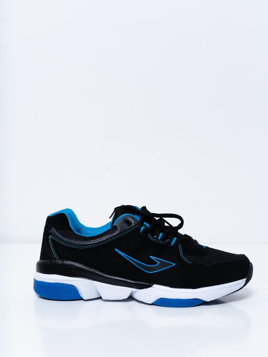 Кроссовки черные | 4982887