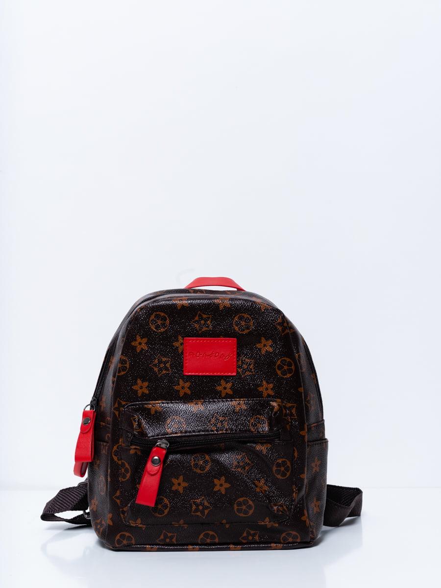 Рюкзак коричневый | 5044819