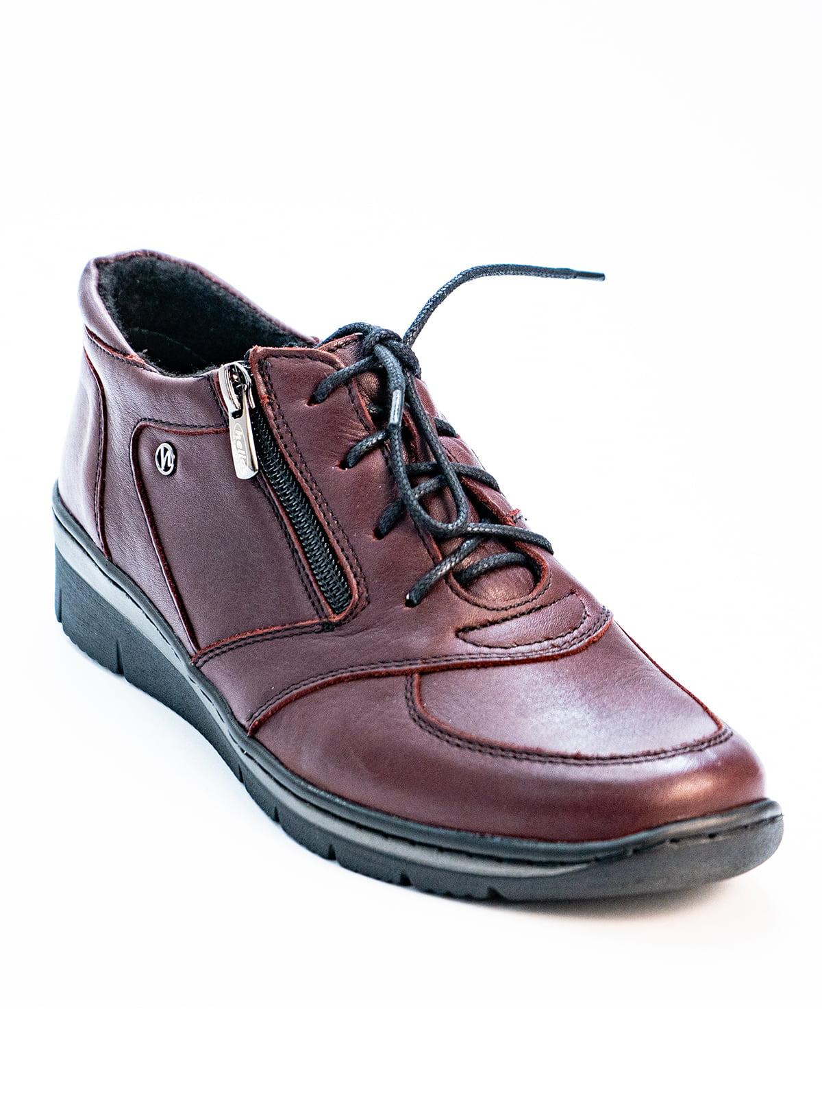 Туфли бордовые | 5056953