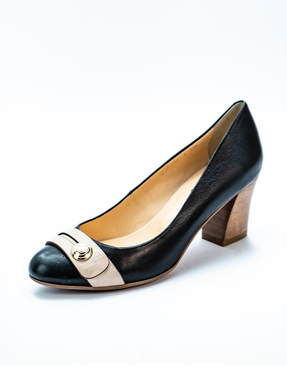 Туфли черные   5056974