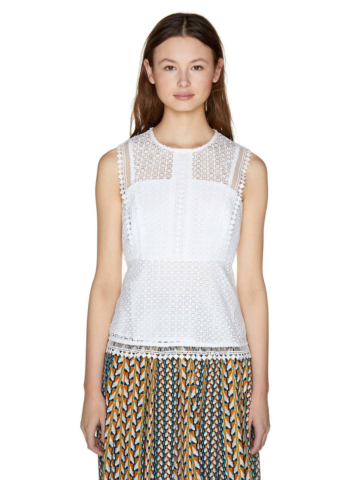 Блуза біла | 4914123