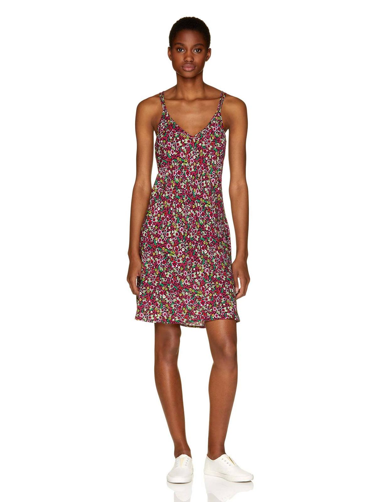 Сукня в квітковий принт | 4985642