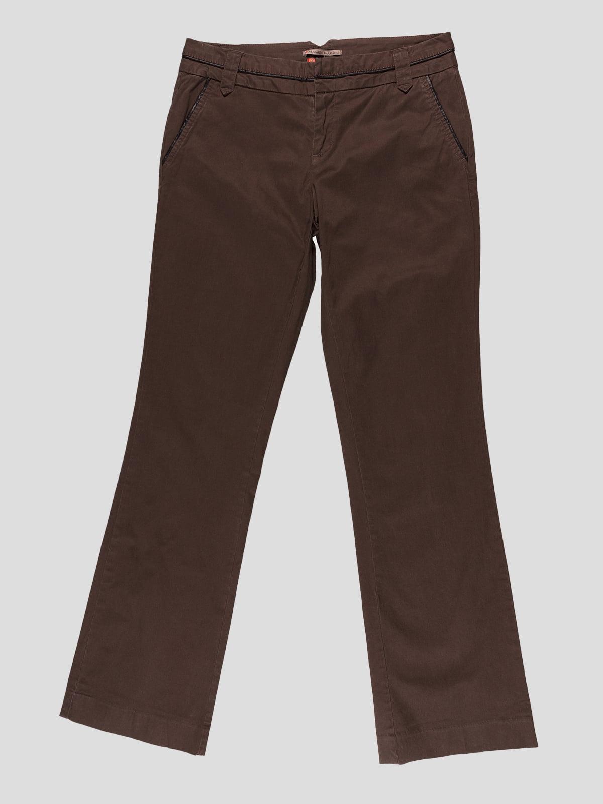 Штани коричневі   4617330