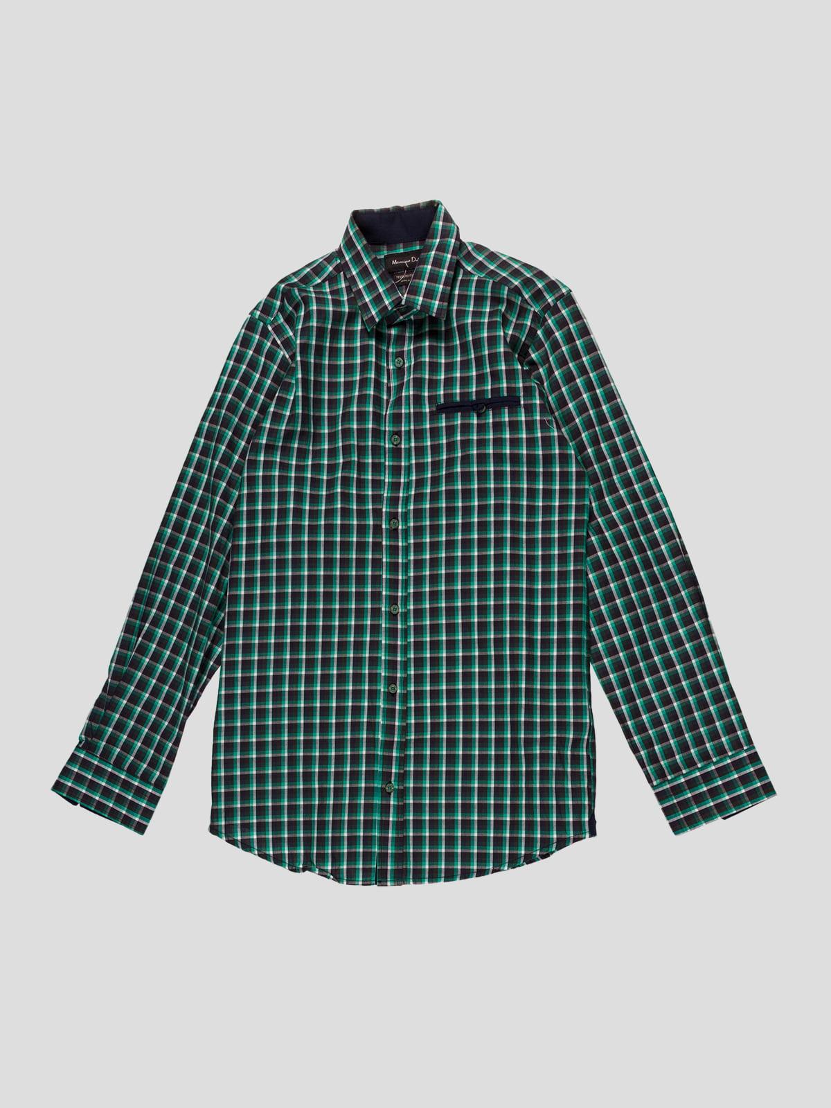 Рубашка клетчатая | 3023295