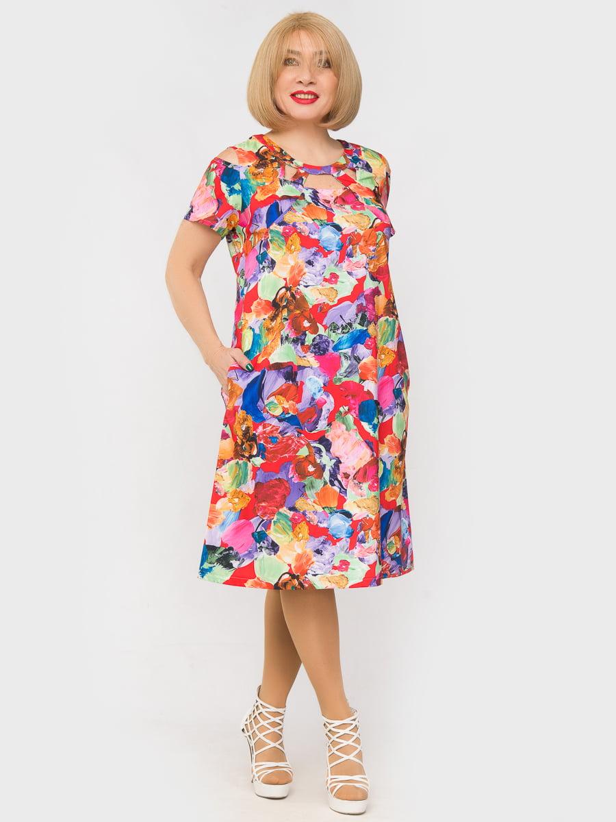 Сукня в принт | 5057300