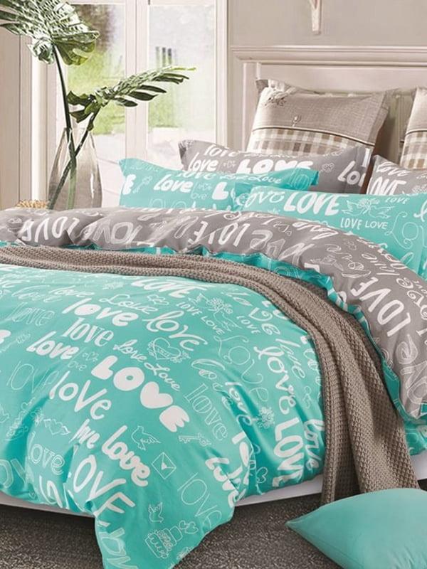 Комплект постельного белья двуспальный | 4893347 | фото 4
