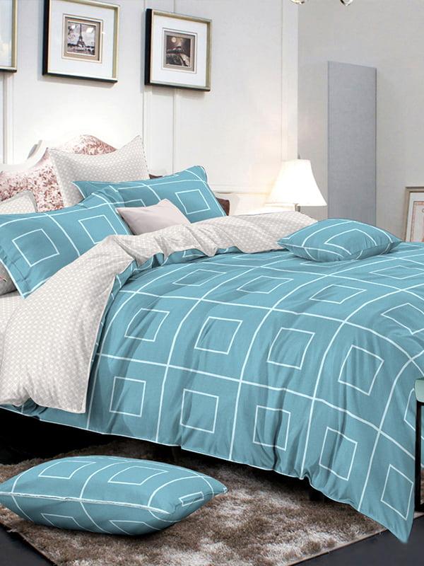 Комплект постельного белья двуспальный (евро)   4906610   фото 4