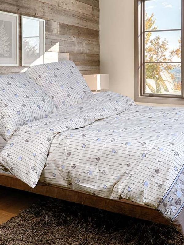 Комплект постельного белья двуспальный | 4949173 | фото 4
