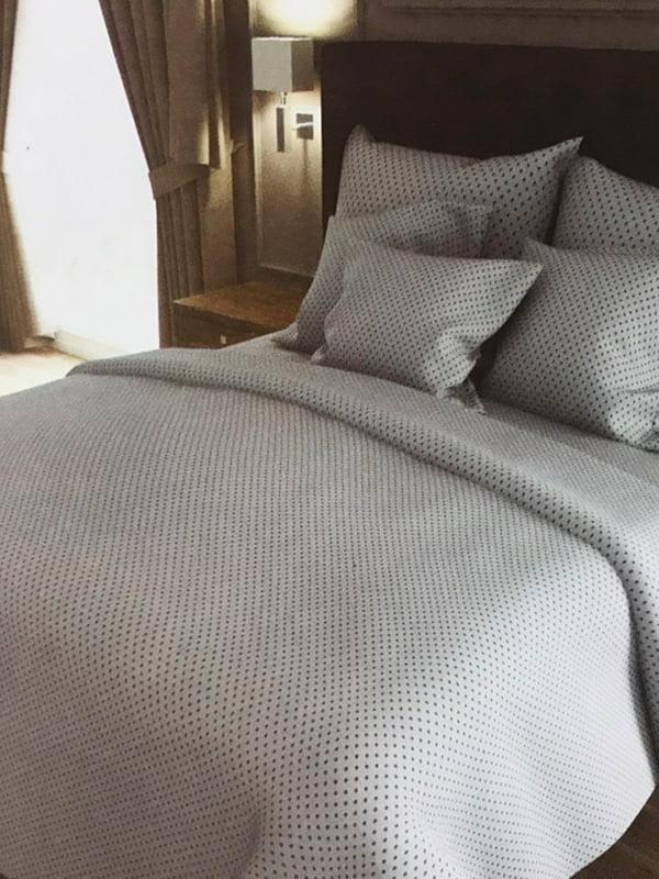 Комплект постільної білизни двоспальний (євро) | 4949180 | фото 4