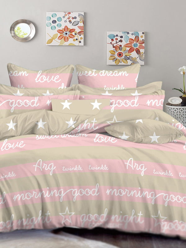 Комплект постельного белья двуспальный | 4971546 | фото 3