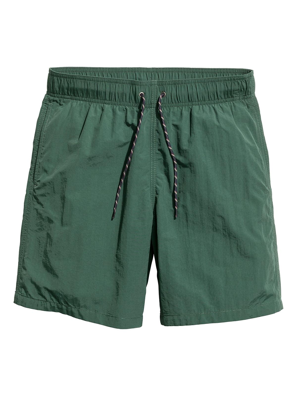 Шорты для плавания зеленые | 5045022