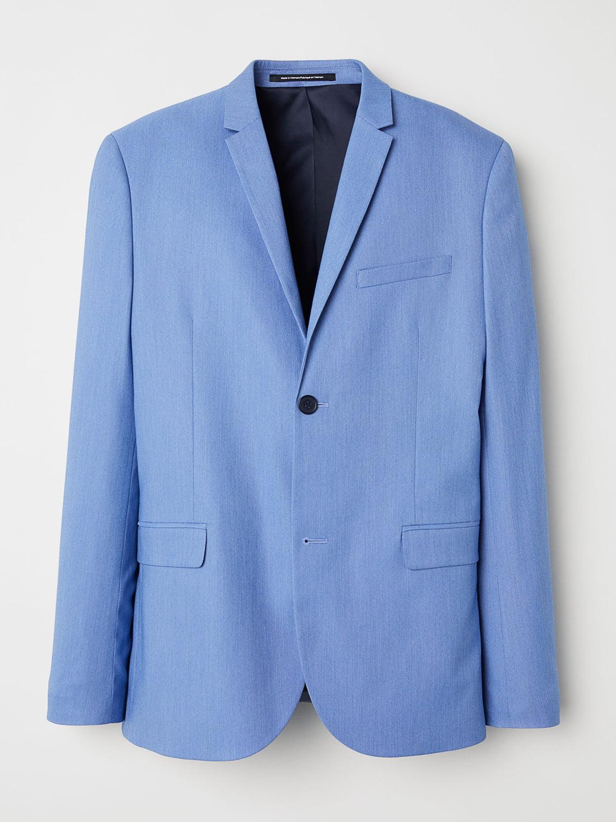 Пиджак синий | 5045158