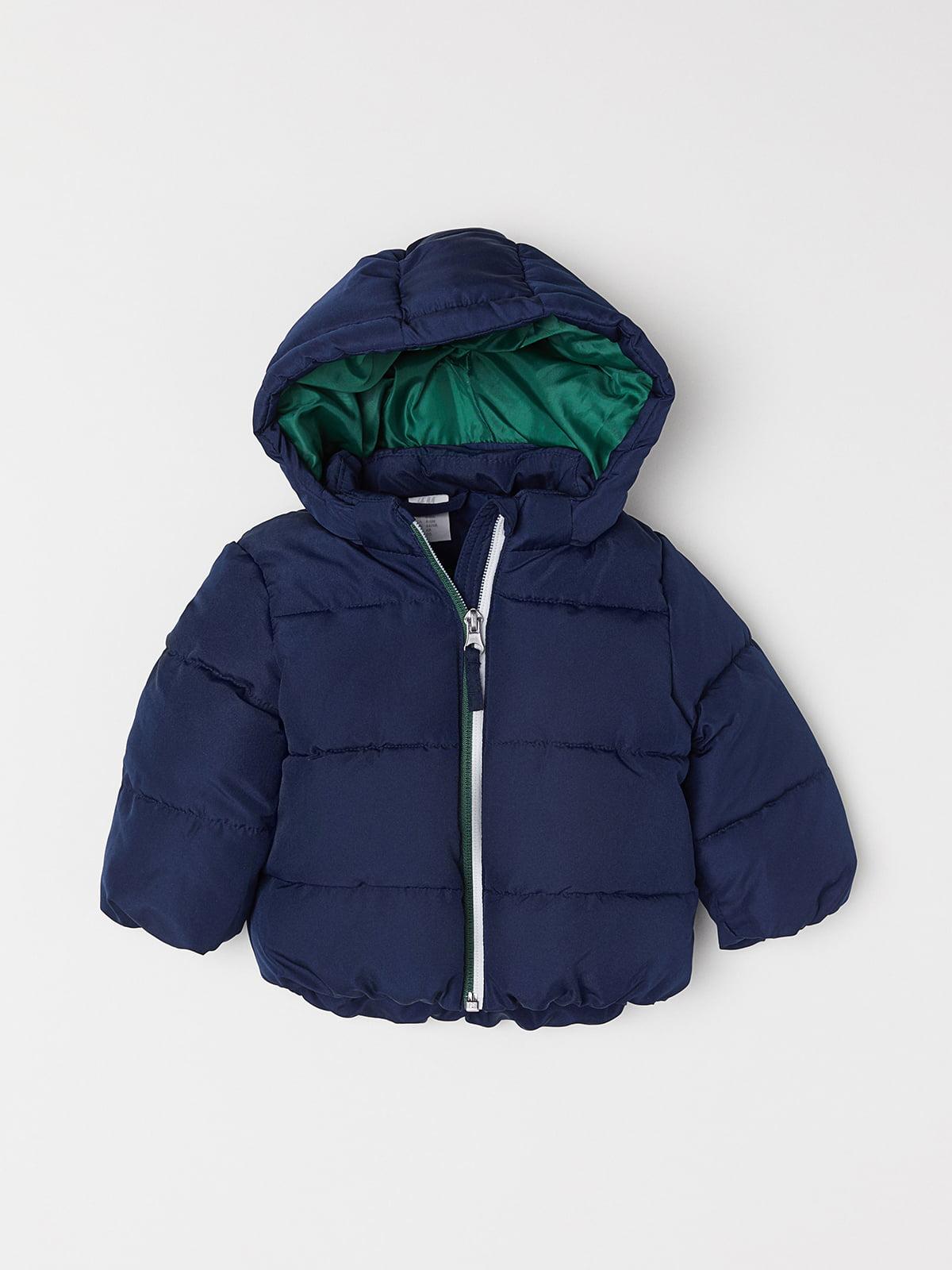 Куртка синяя   5045973