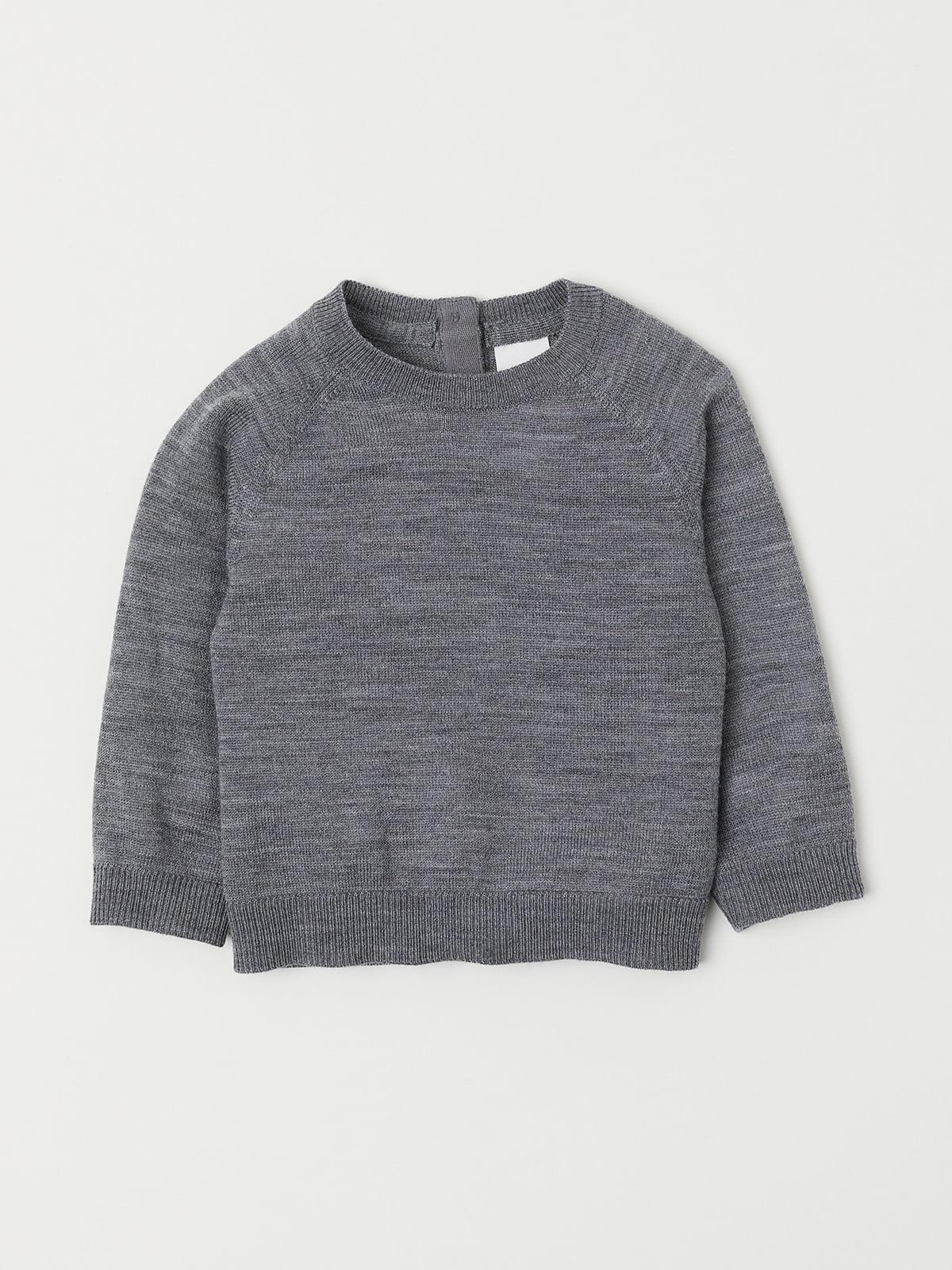 Джемпер серый | 5046545