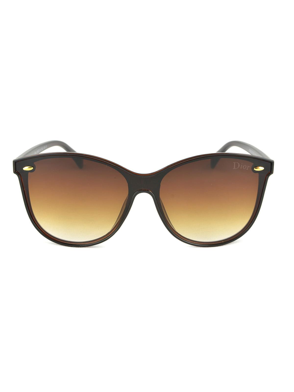 Окуляри сонцезахисні | 5059463 | фото 2
