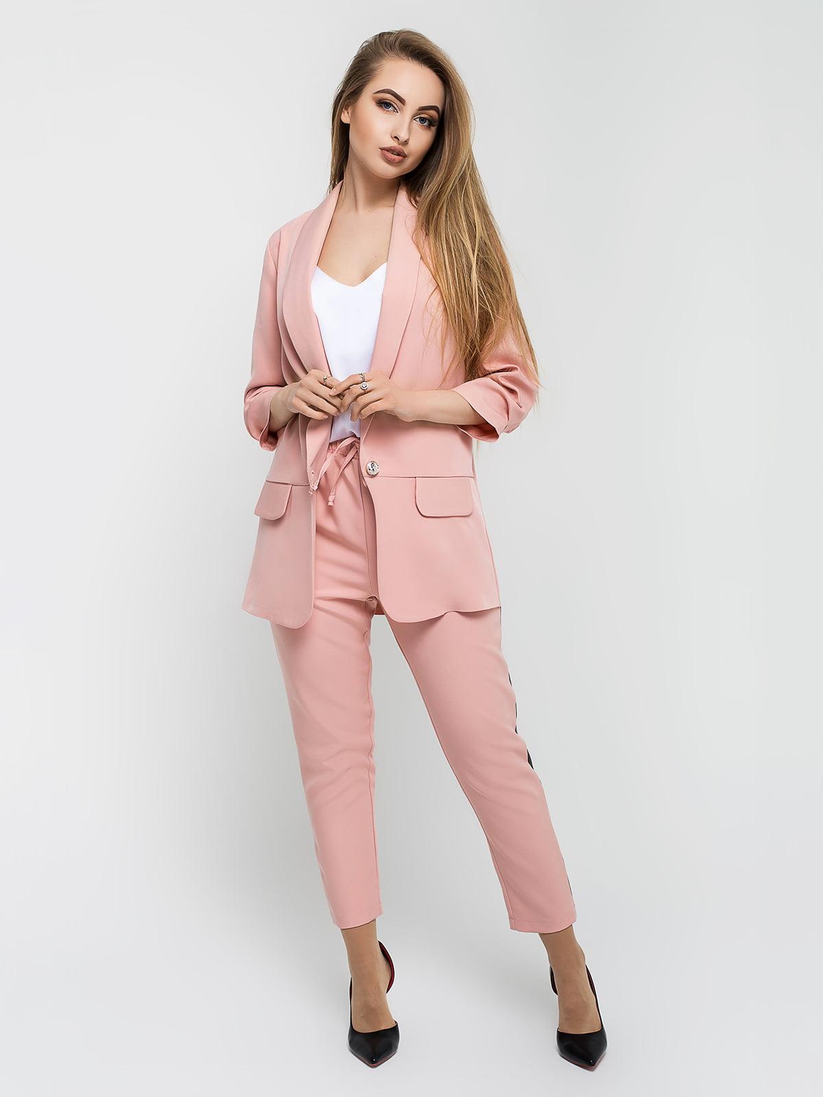 Костюм: жакет і штани | 5059885