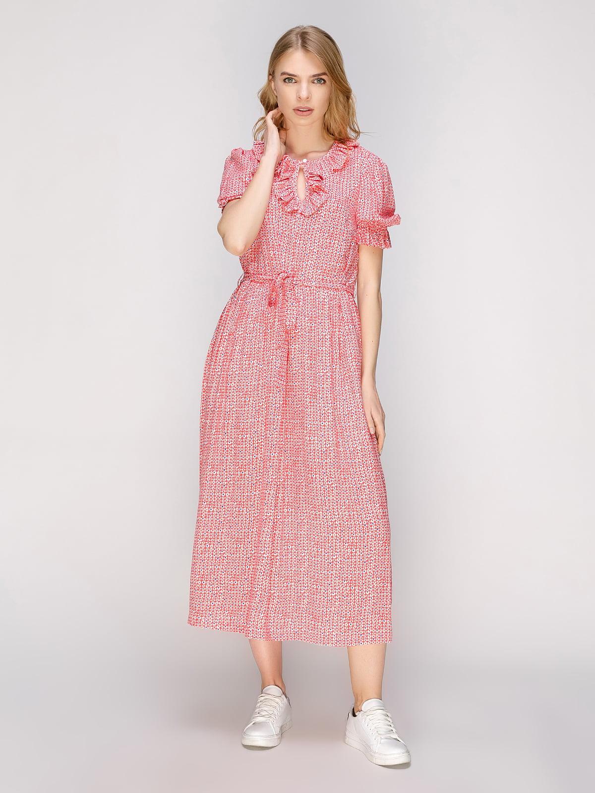 Сукня в принт | 5056812