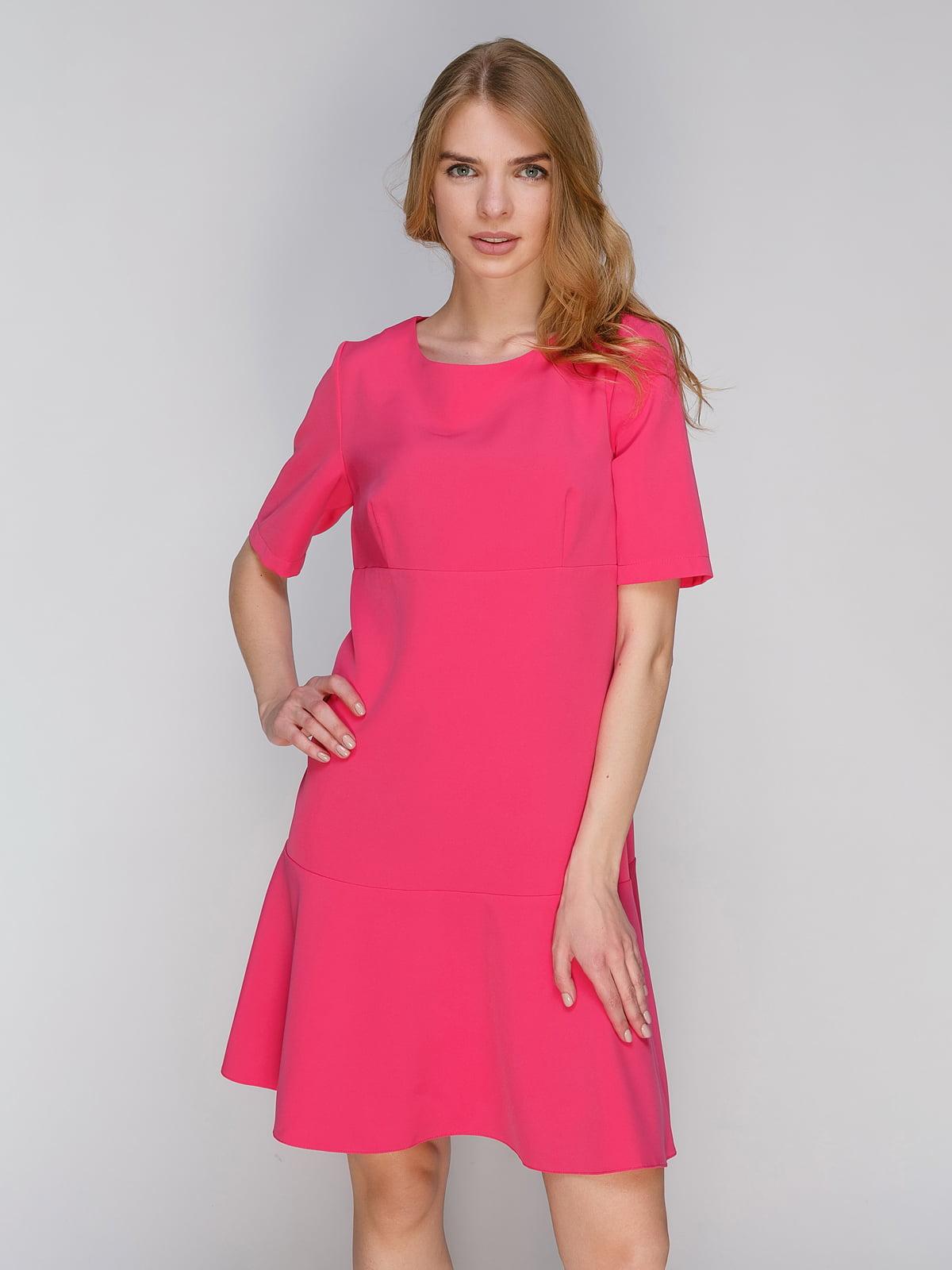 Платье розовое | 2871415