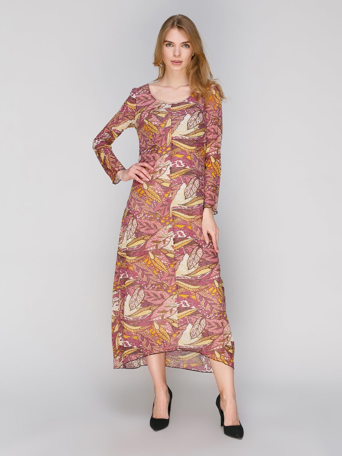 Сукня в принт | 3168065