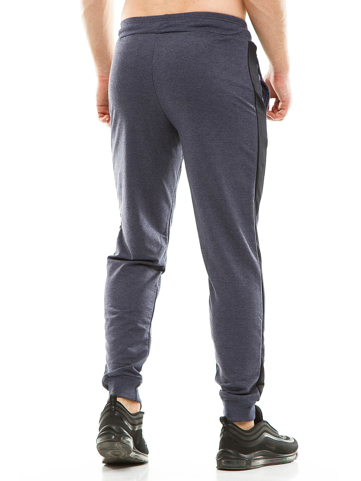 Штани кольору джинс | 5062978