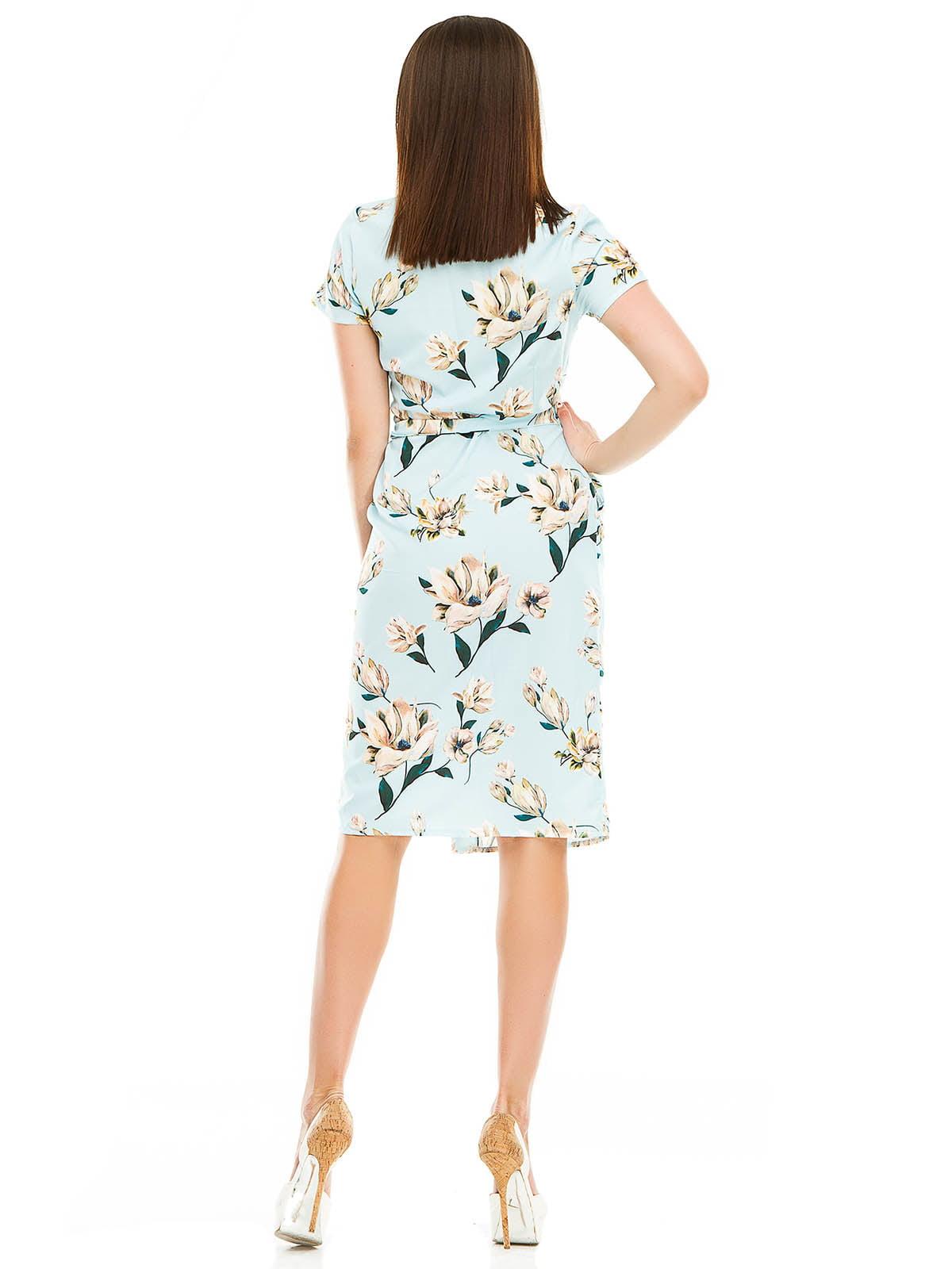 Сукня в квітковий принт | 5062989 | фото 2