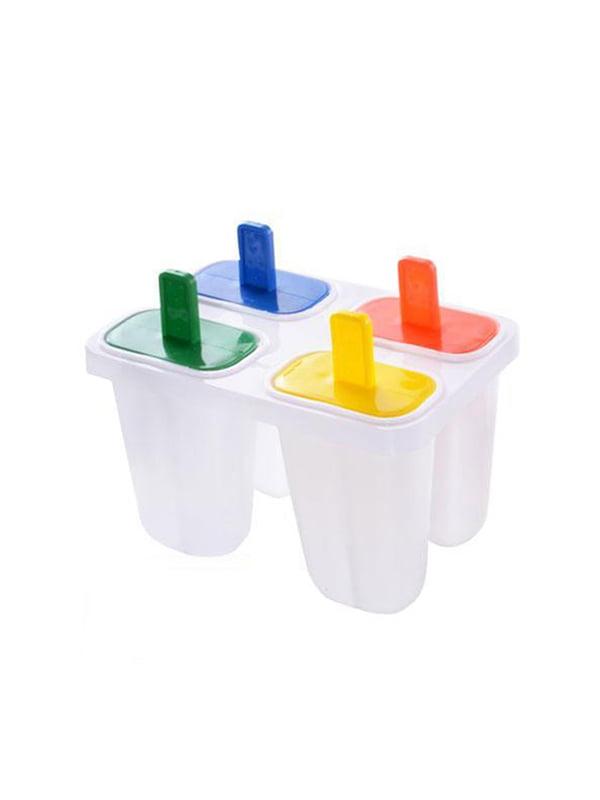 Форми для морозива пластик (4 шт) | 5055656