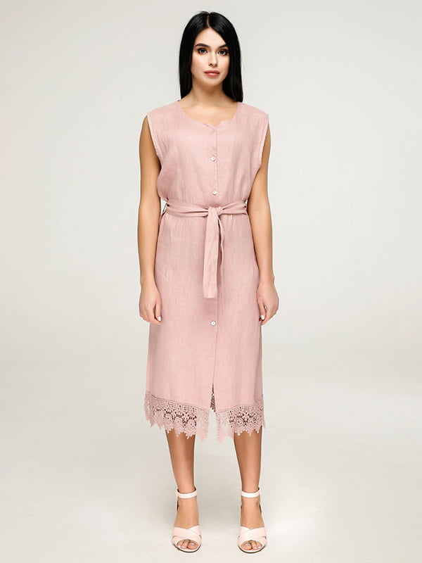 Платье розовое   4917532