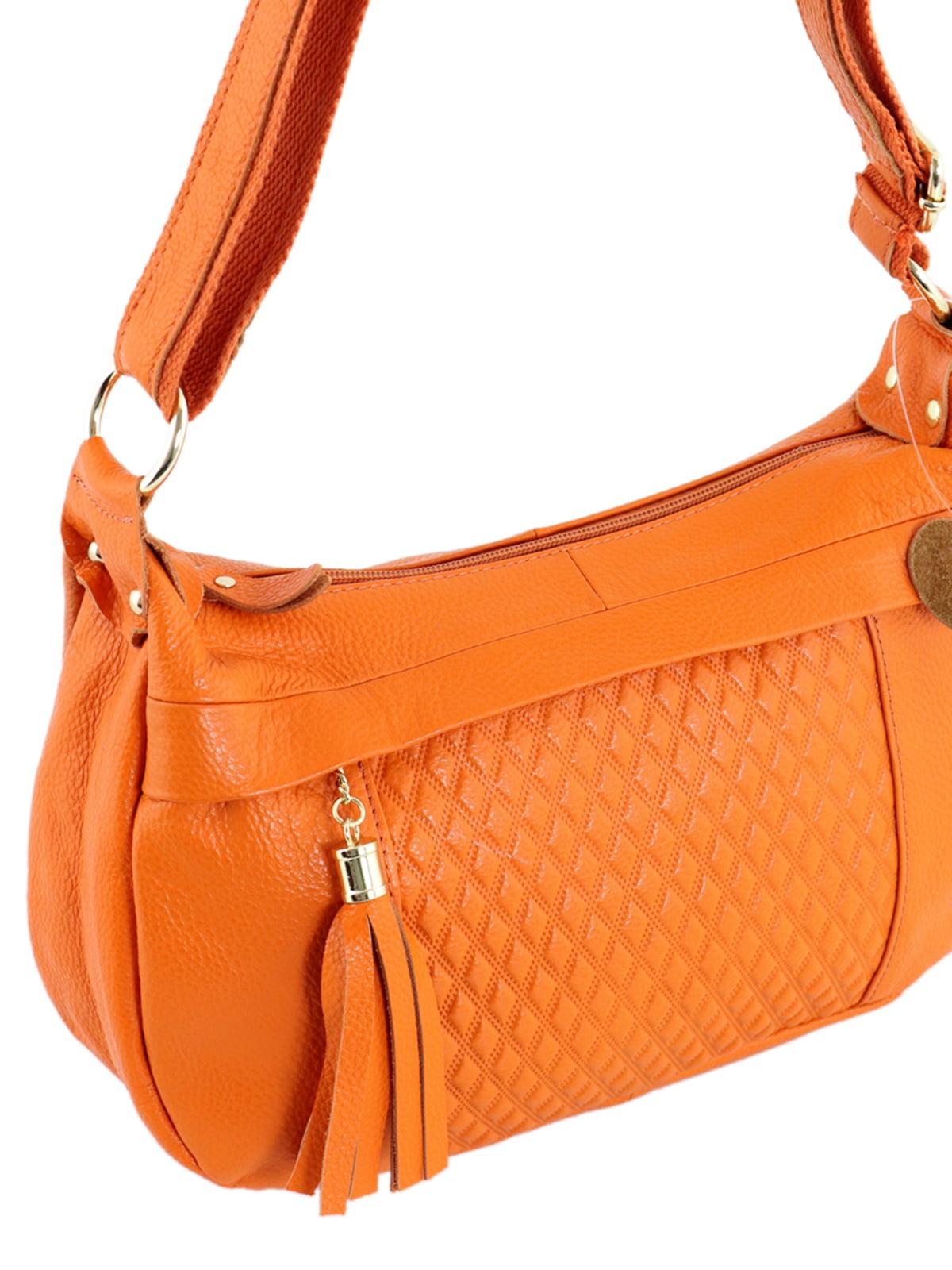Сумка оранжевая | 5066566