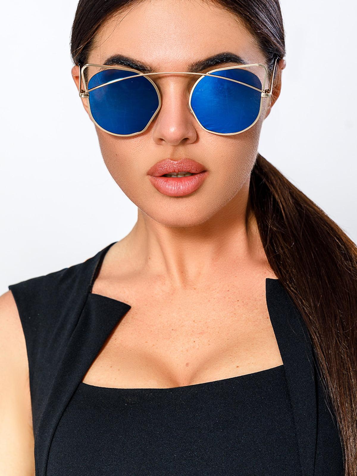 Очки солнцезащитные | 4986407