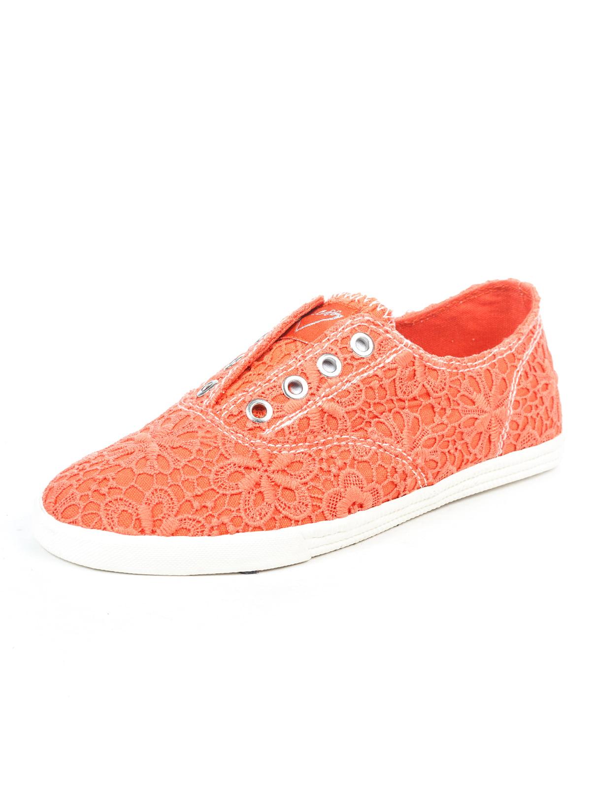 Кеды оранжевые | 5057089