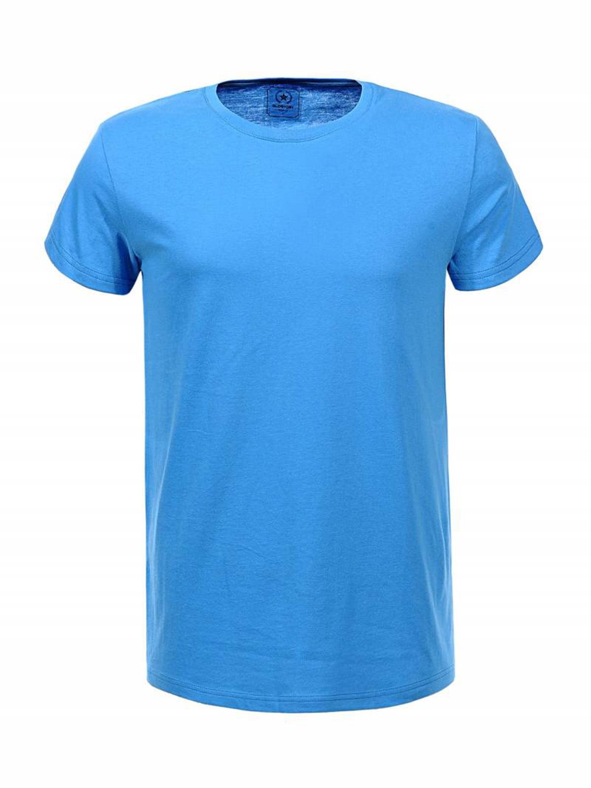 Футболка синя | 5061763