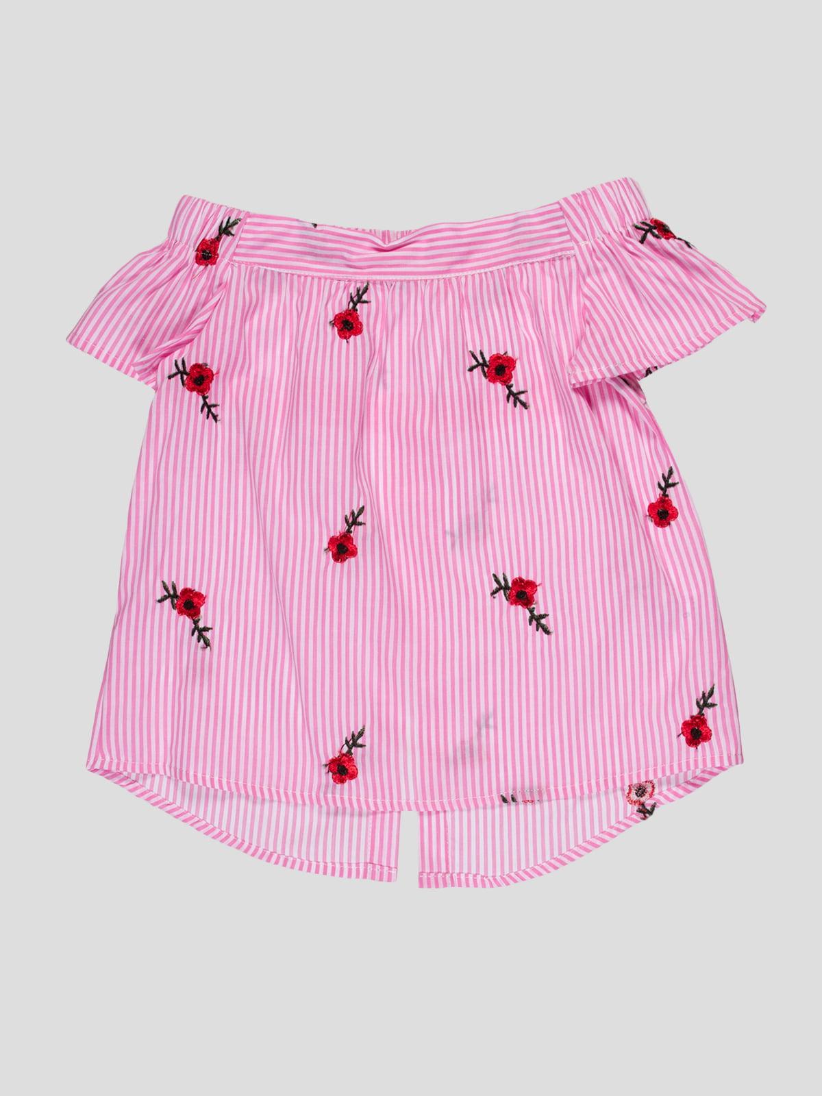 Блуза в смужку | 5057551