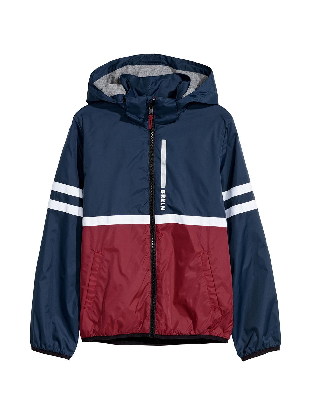 Куртка сине-красная | 5047503 | фото 2