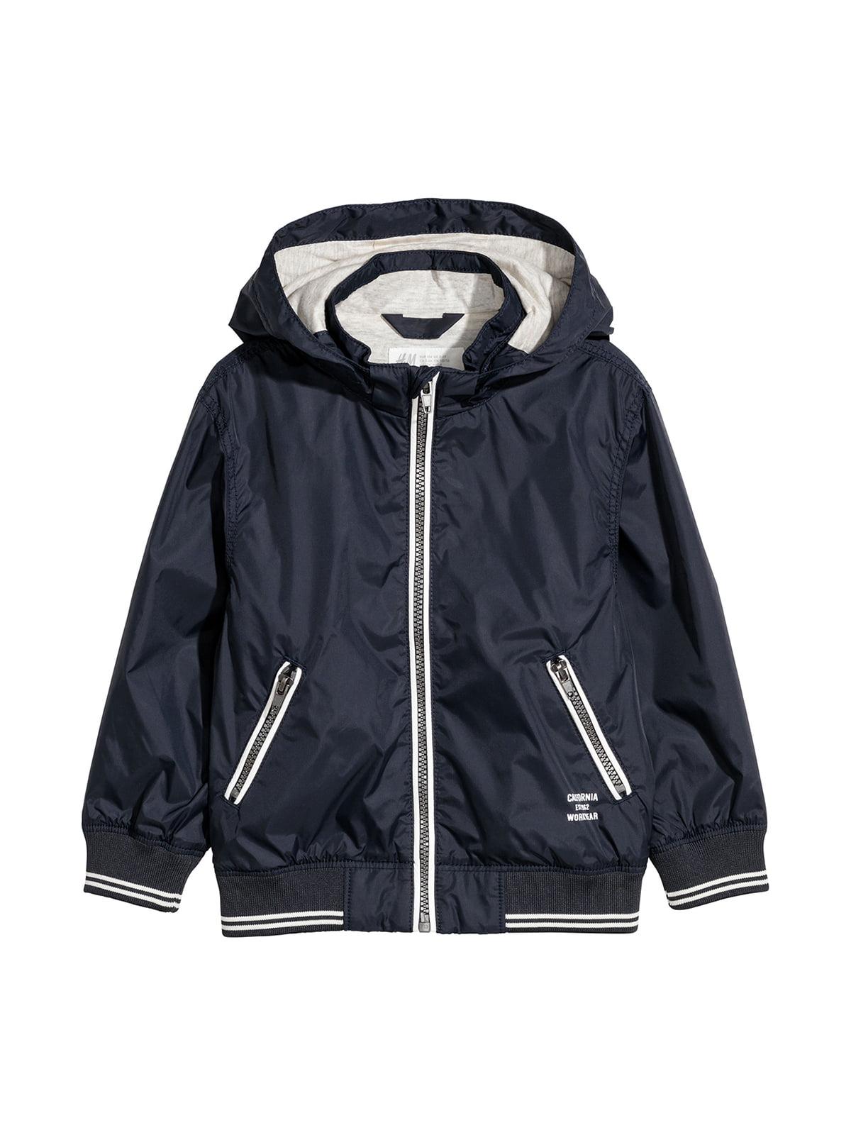 Куртка темно-синяя   5068171