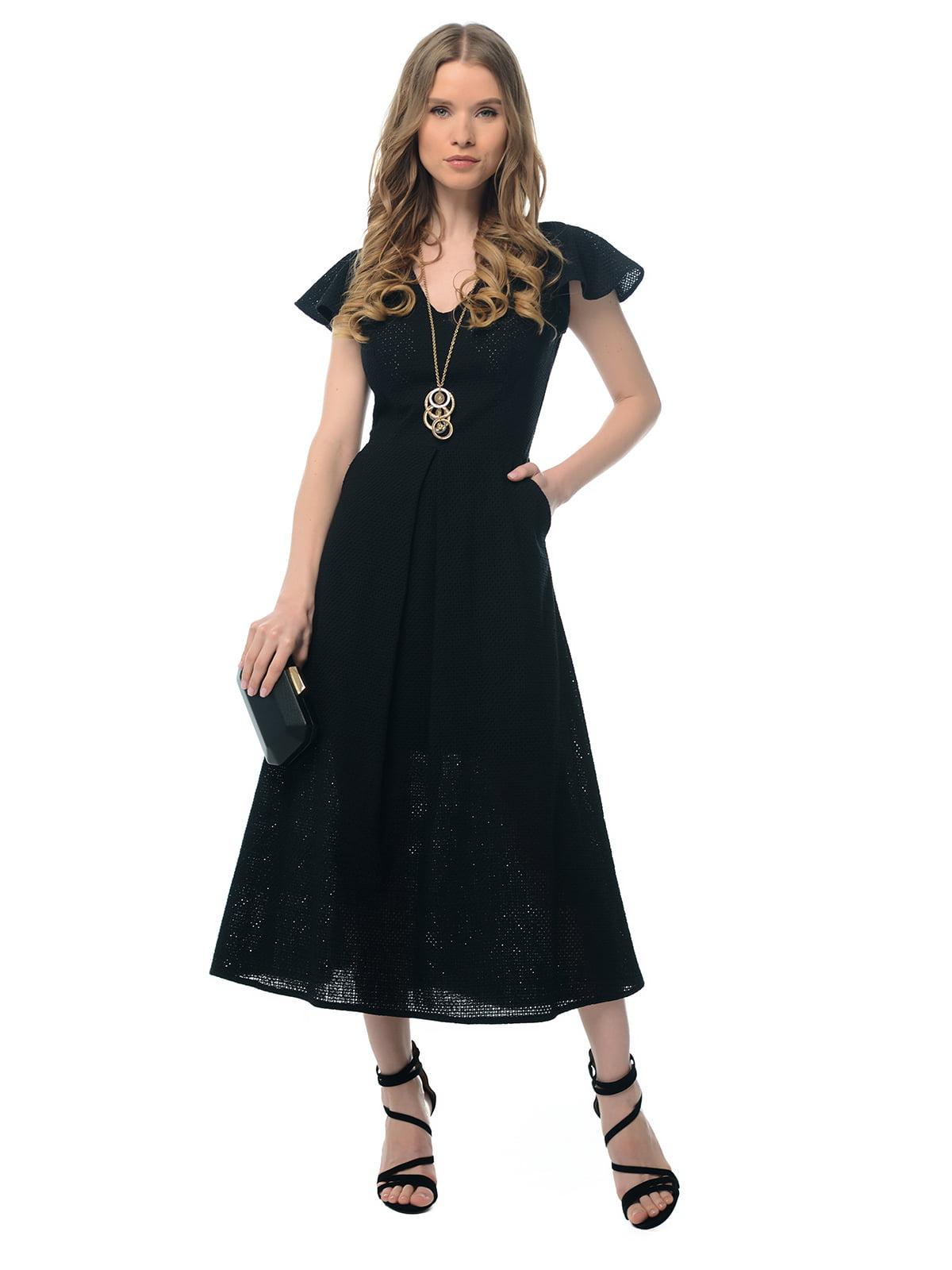 Платье черное   5073695