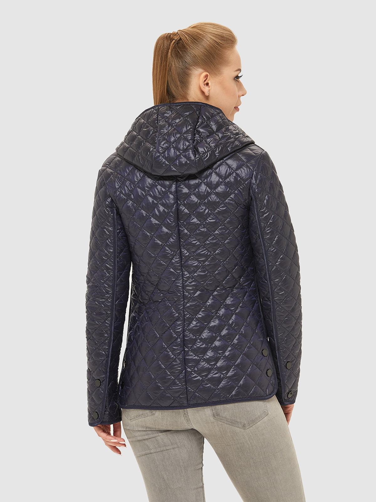 Куртка темно-синя   5075478   фото 2