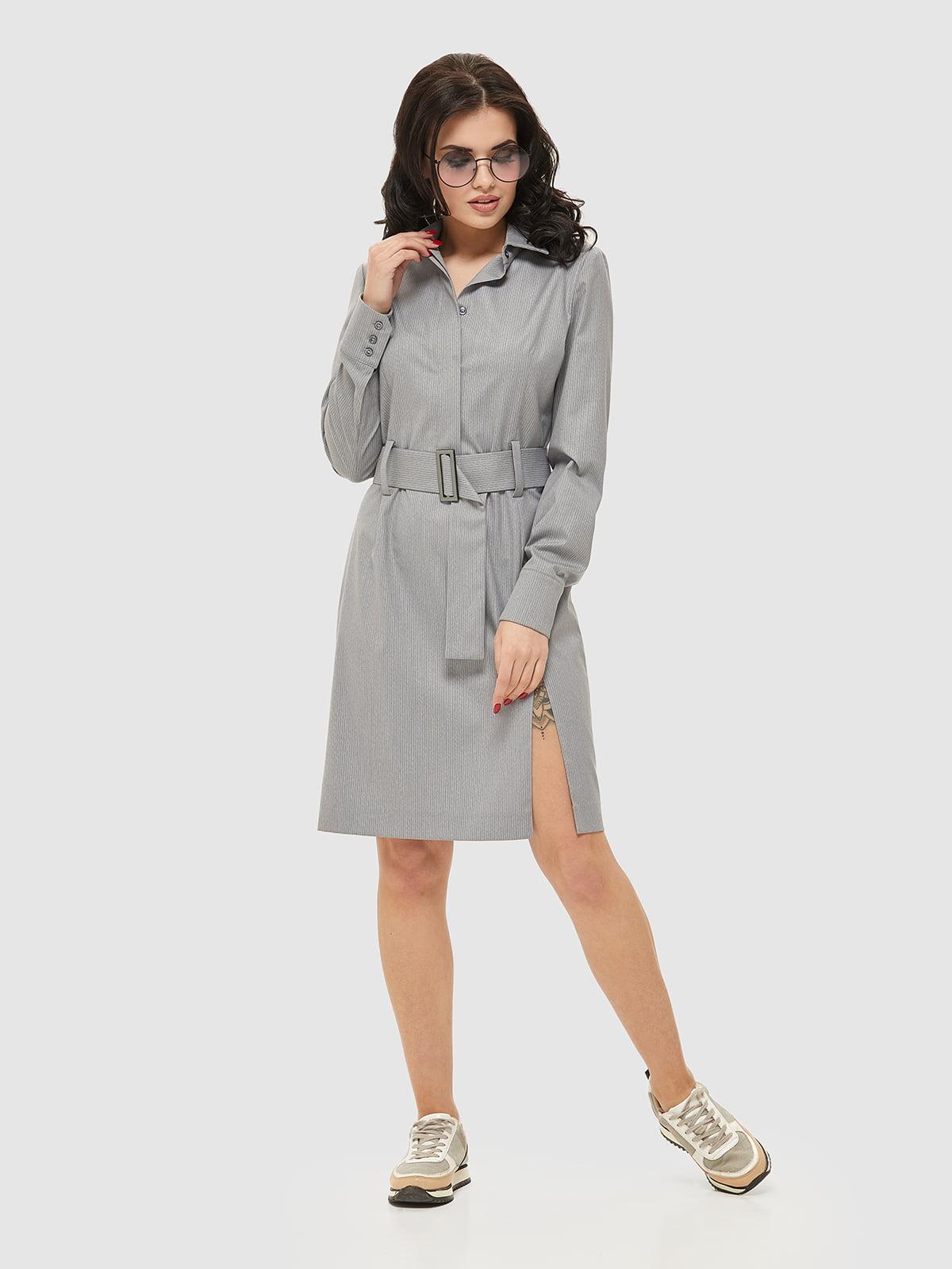 Сукня сіра  | 5075482