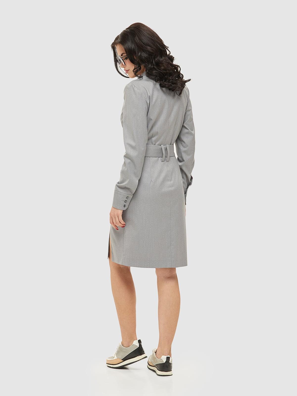 Сукня сіра  | 5075482 | фото 2
