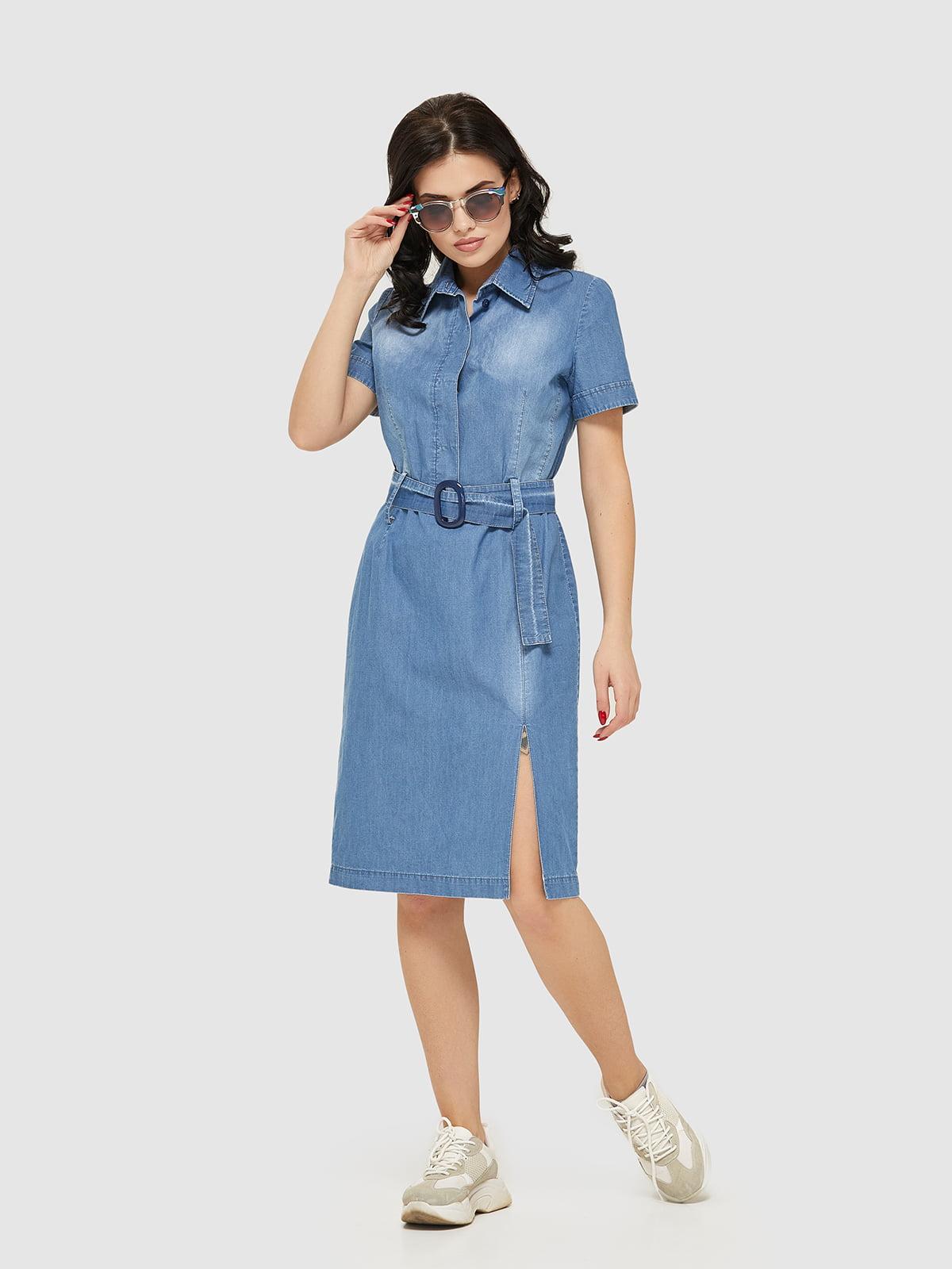 Сукня синя | 5075489