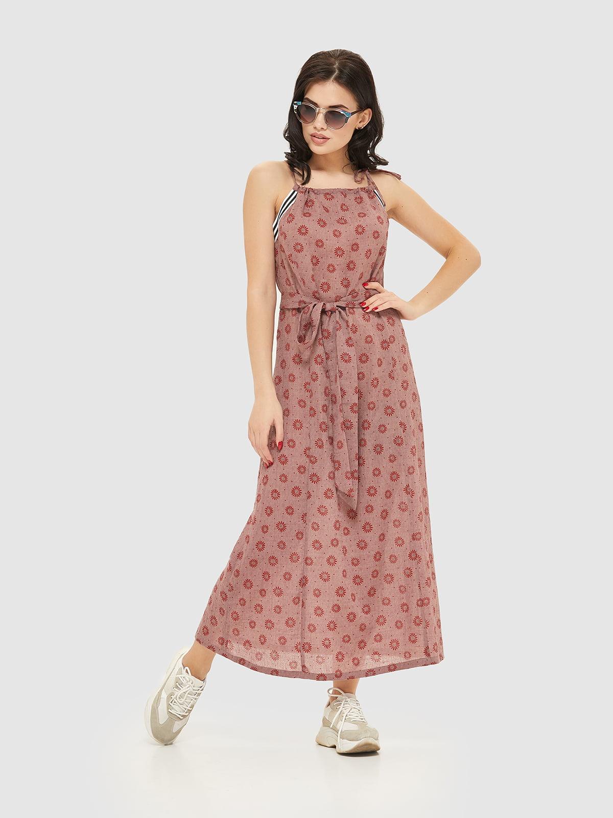 Сукня в принт | 5075490