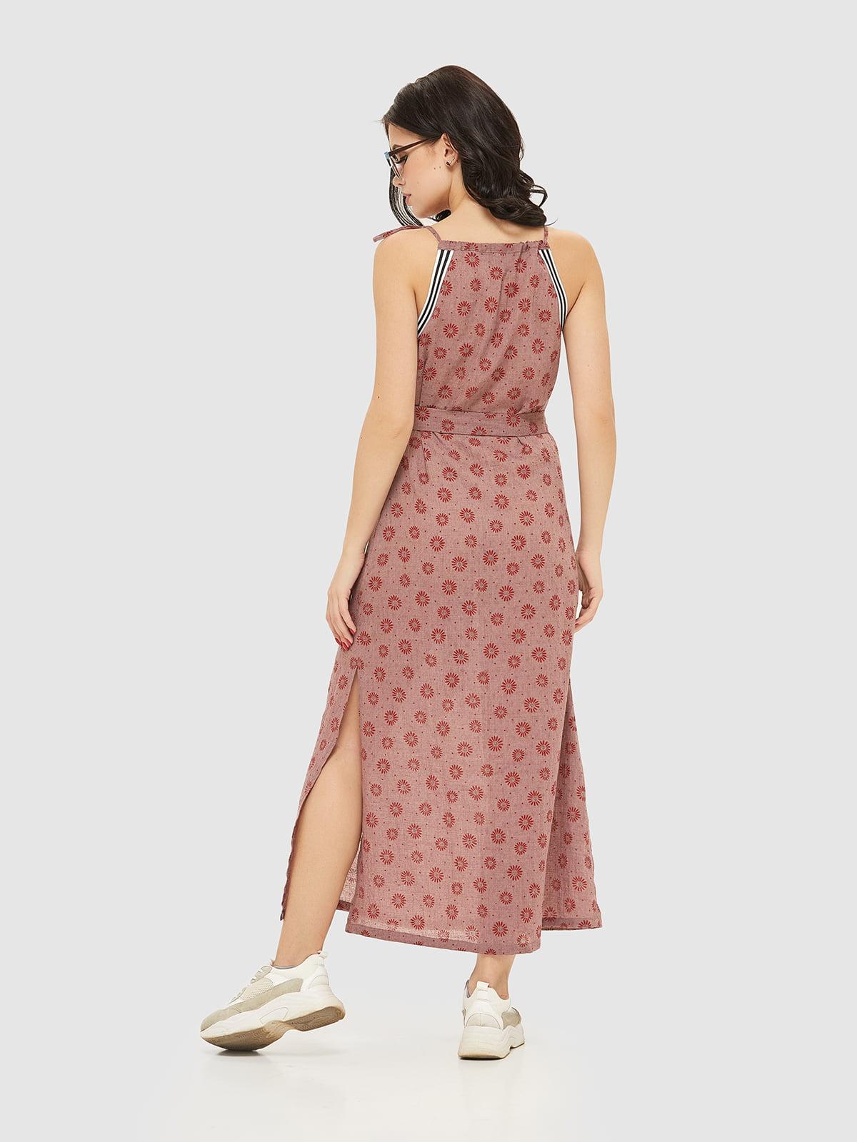 Сукня в принт | 5075490 | фото 2