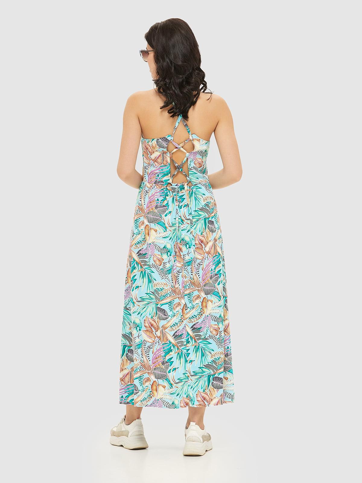 Сукня в квітковий принт | 5075495 | фото 2