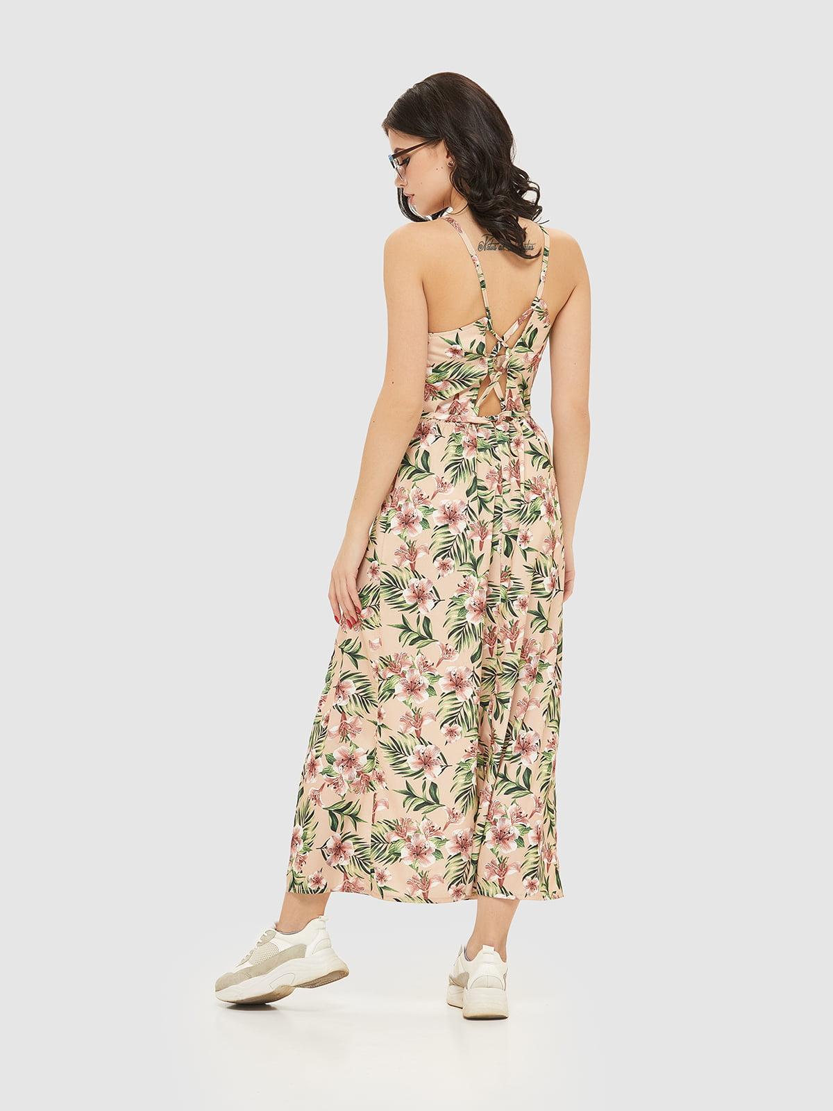 Сукня в квітковий принт | 5075496 | фото 2