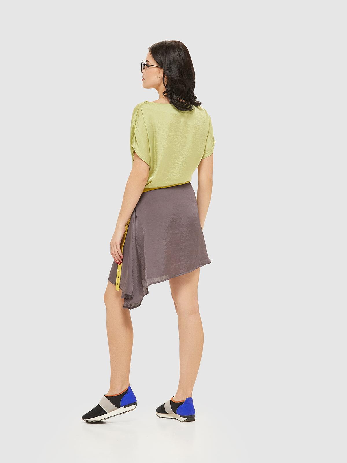 Платье двухцветное | 4202670 | фото 5