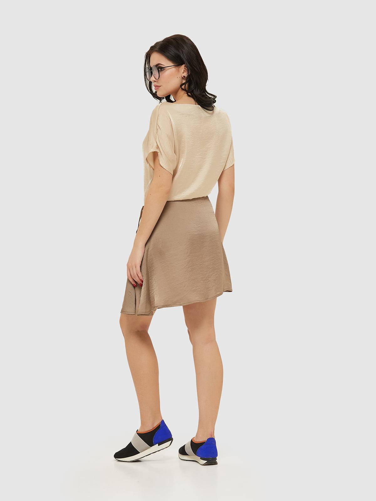 Платье цвета капучино | 5075472 | фото 2